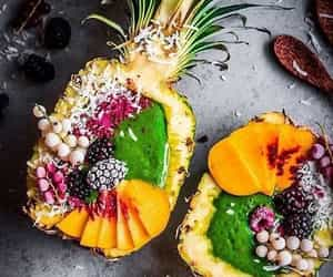 diet, food, and fruit image