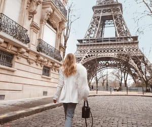 cities, fashion, and paris image