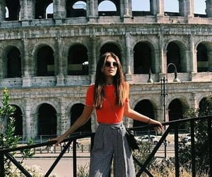 explore, girl, and fashion image