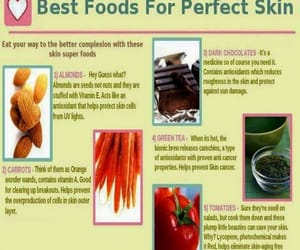food, skin, and healthy image