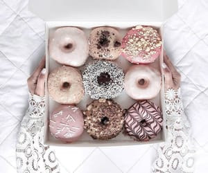 sweets, donuts, and happiness image