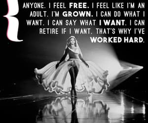 beyonce knowles, beyonce quote, and queen bey image
