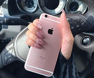 girly inspiration, style goal, and nails goals image