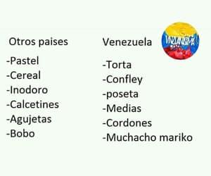 medias, torta, and venezuela image