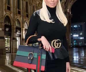 bag, belt, and style inspiration image