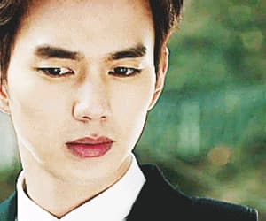 actor, handsome, and yoo seung ho image