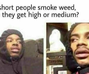 drugs, funny, and laugh image