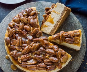 cheesecake, desserts, and sweets image