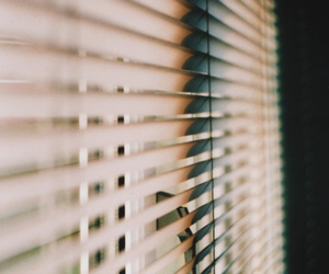 window, photography, and blind image