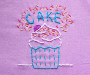 cake and embroidery image