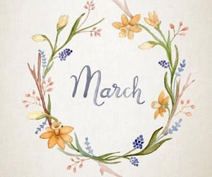 march and tumblr image