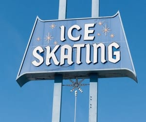 ice skating image