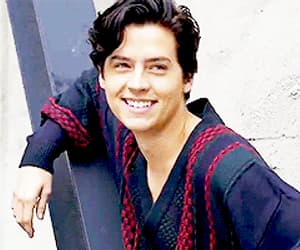 actor, gif, and cole sprouse image