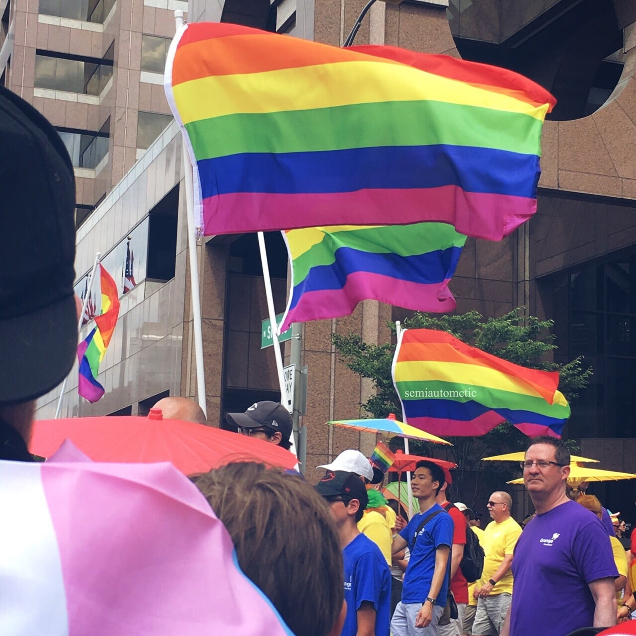 Disney trading pin rainbow gay pride lgbtq mickey ears head souvenir colors