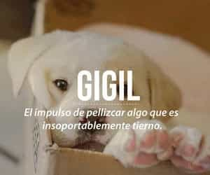 palabras and gigil image