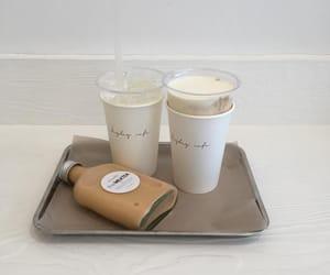 soft, coffee, and food image