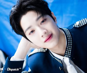 wanna one, guanlin, and kpop image