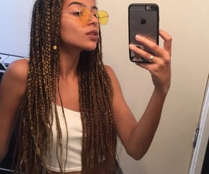 box braids and andressxc image