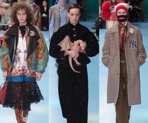 fashion, milan fashion week, and fashion week image