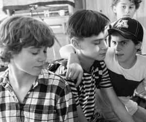 it, jaeden lieberher, and sophia lillis image