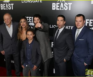 David Schwimmer, feed the beast, and jim sturgess image