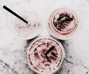 article, coffee, and dark chocolate image