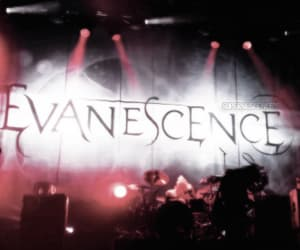 amy lee, evanescence, and show image
