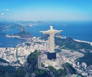 brazil, rio de janeiro, and travel image
