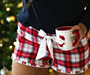 christmas, shorts, and winter image