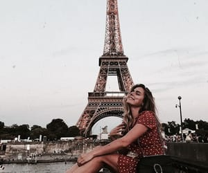 paris, travel, and fashion image