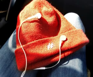hate, music, and red image