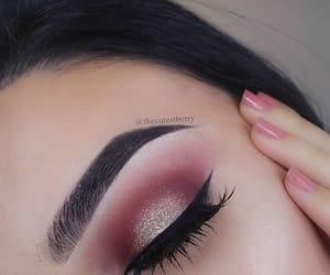 beautiful, eyes, and eye liner image