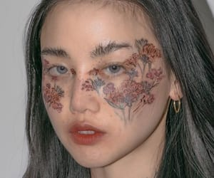 aesthetic, art, and asian image