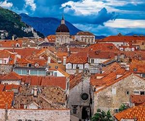 Croatia, dubrovnik, and sky image