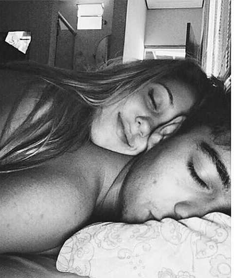 Goals sleeping together couple 23 Top