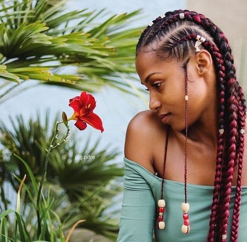 article, black girl, and type 4 image