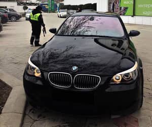 bmw and black car image