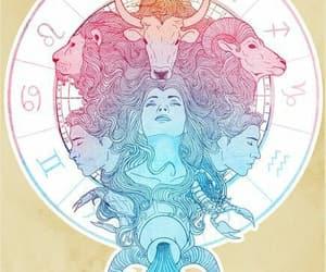 zodiac and art image
