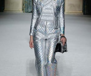 Balmain and runway image