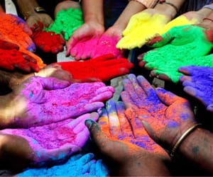 colors, color, and hands image
