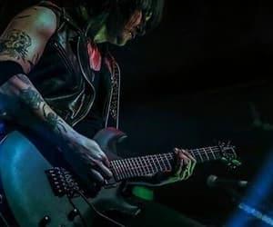 band, bands, and lights image