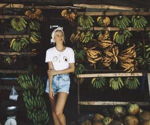 adventure, aesthetic, and banana image