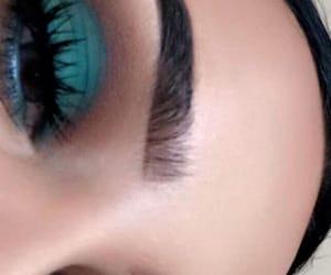 creative, eyeshadow, and eyebrows image