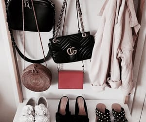 bags, beauty, and celebrities image