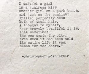 poem, words, and christopher poindexter image