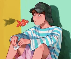 daydream, bts, and jhope image