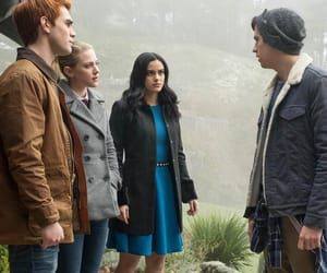 riverdale, varchie, and bughead image
