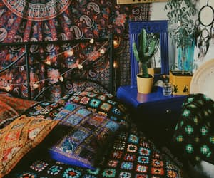room, tumblr, and boho image