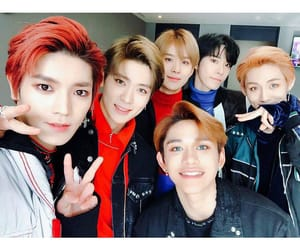 kpop, nct, and nct u image