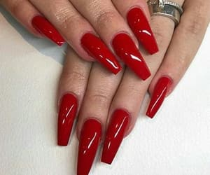 look, luxury, and manicure image